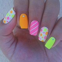 Top Cool Summer Nail Art Designs 2017 Trends