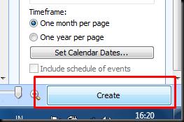 cara mendesain calendar 6