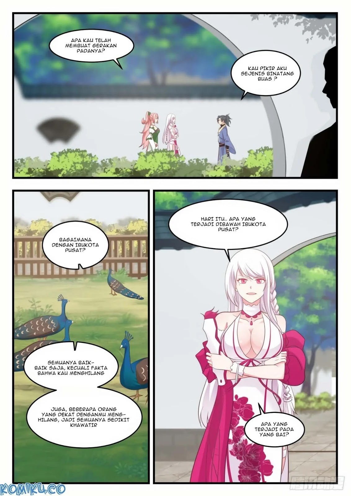 Martial Peak: Chapter 565 - Page 7