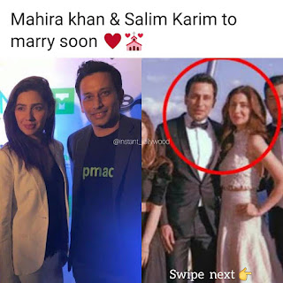 Actress Mahira Khan Reveals Name of Her Love | Will Marry Soon