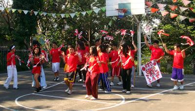 Cheerdance Show - Red Team