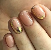quick & easy gel nail art design