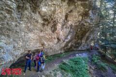 Primeras viseras de roca ©aunpasodelacima