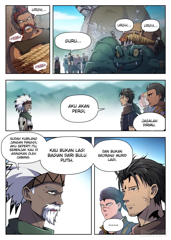 Manga Hunter Age Chapter 221 gambar ke-9