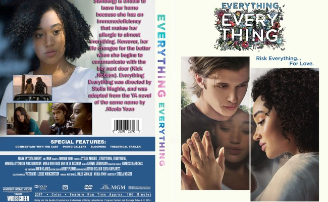 Everything Everything Dvd Cover Cover Addict Free Dvd Bluray Covers And Movie Posters