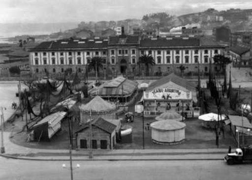 El tico de cristal Fotos antiguas de La Corua
