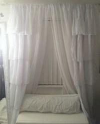 Not So Shabby - Shabby Chic: New Bedroom Curtains