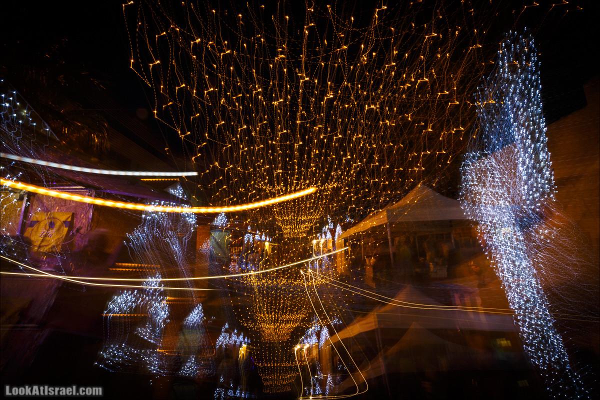 Рождество и Ханука в Яффо | Jingle Hanukkah Bells of Christmas in Jaffa | LookAtIsrael.com - Фото путешествия по Израилю