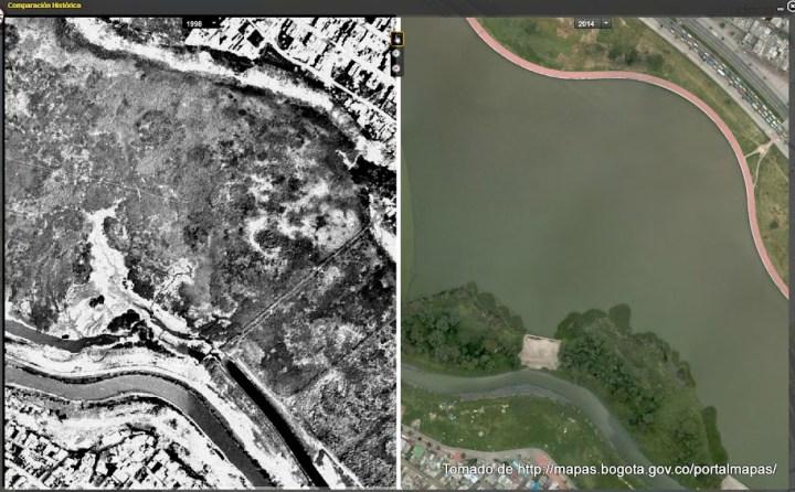 Fotos satelitales