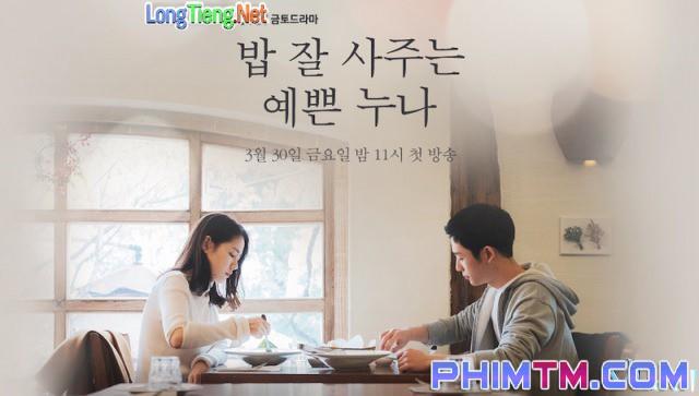 Xem Phim Chị Đẹp Mua Thức Ăn Ngon Cho Tôi - Something In The Rain - phimtm.com - Ảnh 1
