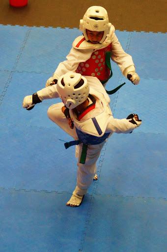 Taekwondo tornooi Roeselare Schiervelde