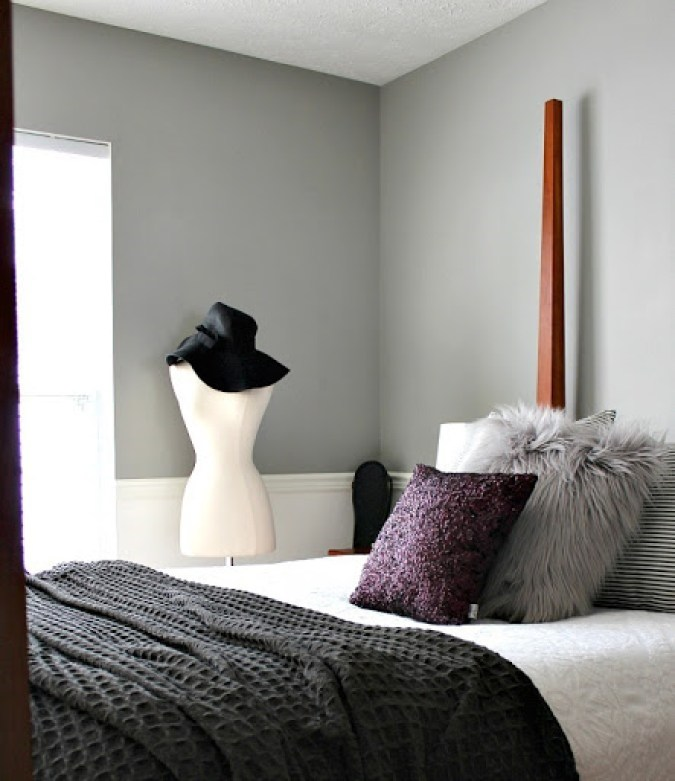 Adult Daughters Bedroom reveal