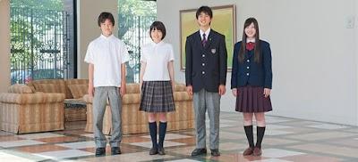 高崎健康福祉大学高崎高等学校の女子の制服