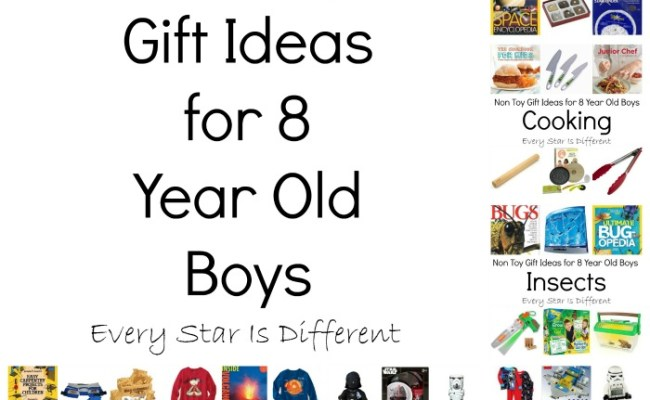 Non Toy Gift Ideas For 8 Year Old Boys Every Star Is Different