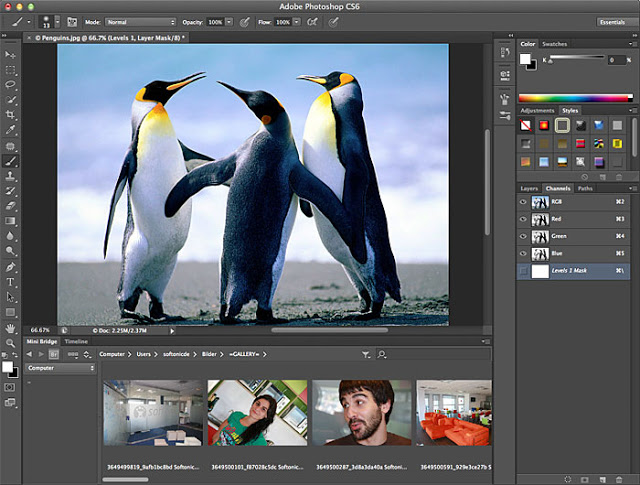 Download Adobe Photoshop CS6 (Highly Compressed to just 90MB) 1