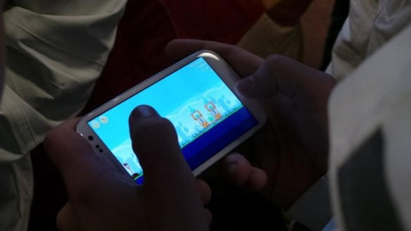 Samsung Angry Birds All Star Final - Galaxy S3