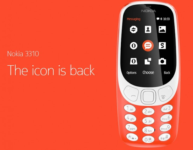 Nokia 3310 Is Back and Better : See Price And Specifications In Nigeria 2