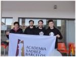 Baltazar Lomba, Diogo de Oliveira Martins, João Branco e Gonçalo de Oliveira Martins