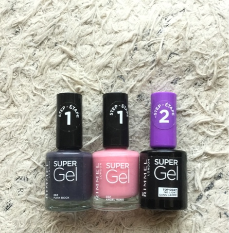 Nailssuper Gel Duo Pack Hands Up For Nails