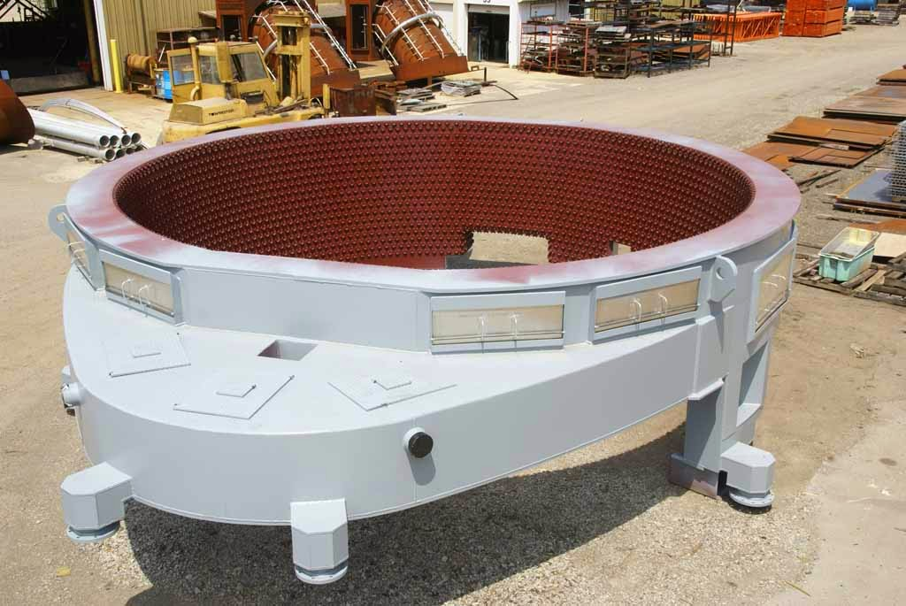 The one-piece construction of Spray-Cooled sidewalls greatly reduces dangerous emissions typical to panel-to-panel applications.