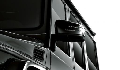 *Mercedes-Benz G550 「Night Edition」震撼黑夜登場:日本獨佔限量100台! 4