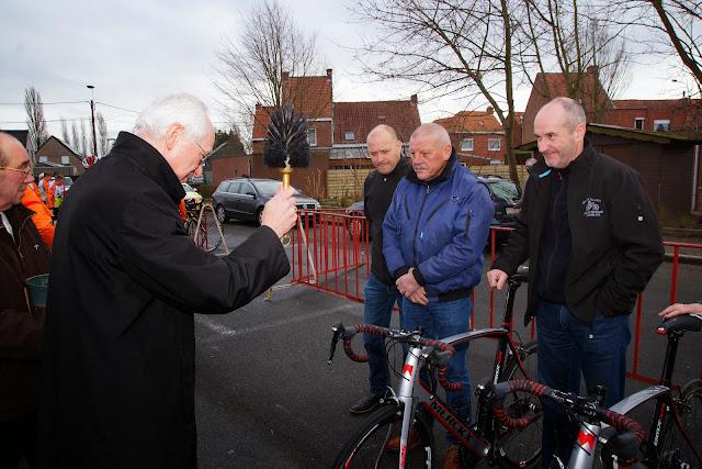 zegening fiets Jelle Wallays
