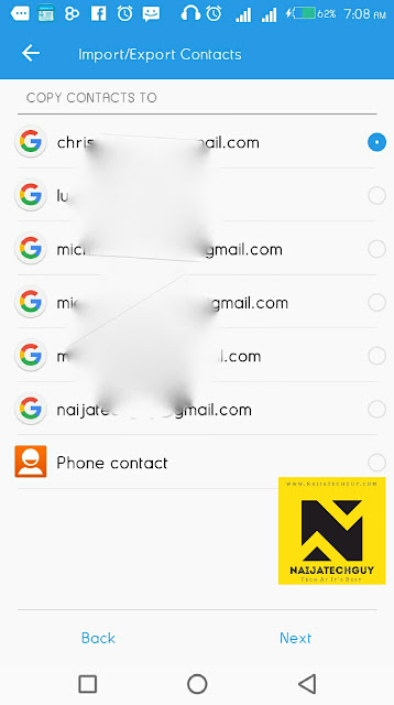 How To Backup Your Contacts To Your Google Account On An Android Phone 5