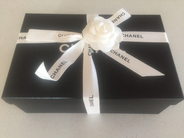 Sydney Fashion Hunter - The Monthly Wrap September 2015 - Black Chanel Pumps Box