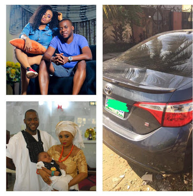 OAP Oma Gets Car Gift From Husband (Photos)