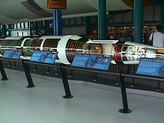 5050Scale model of Saturn V