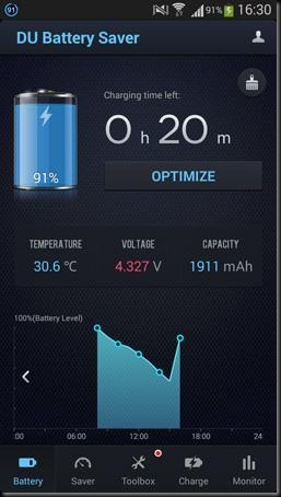 cara hemat energy baterai handphone di android