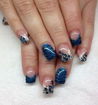Wild Leopard Print Nail Designs for 2017 - Styles Art