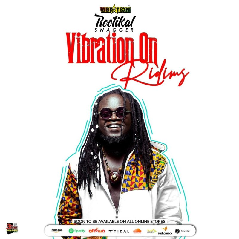 Rootikal Swagger - Vibration On Riddims EP