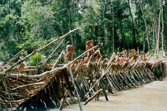 древние племена в Америке