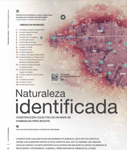 Naturaleza identificada, Jorge Emmanuel Escobar