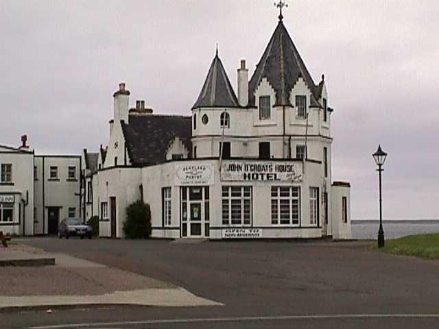 5040John O'Groats Souvenir House