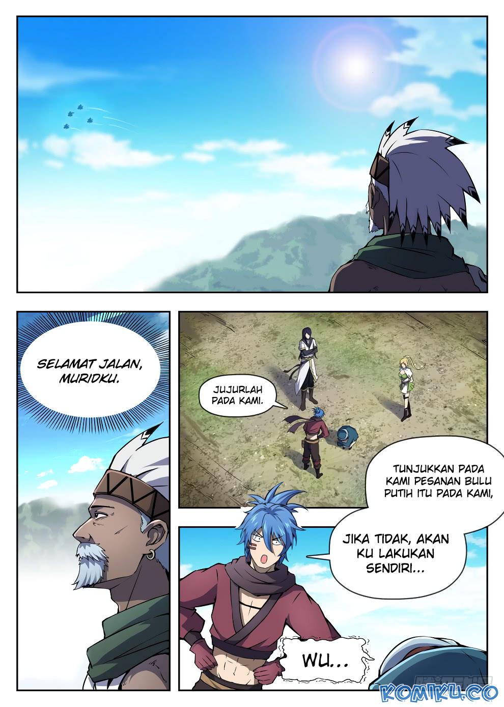 Manga Hunter Age Chapter 221 gambar ke-10