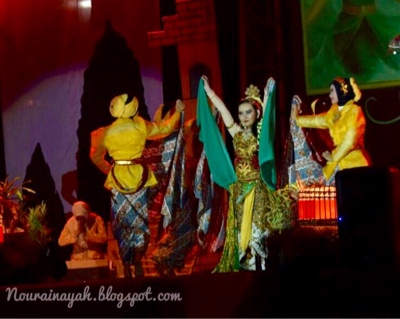 barongan, dewi lanjar, visit jateng, blogjateng, seni, budaya, pekalongan, batang