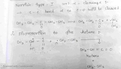 Photochemistry reaction