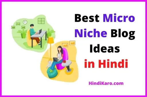 Micro niche blog क्या है