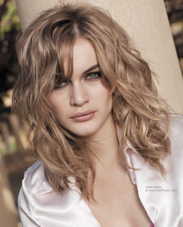 medium short haircut for women – hairstyles