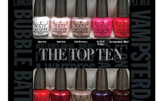 The Science Of Beauty Great Value Christmas Gift Packs From Opi