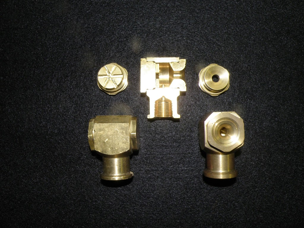 Our patented clog resistant nozzles provide positive cooling under various water conditions.