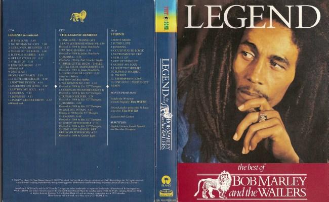 Bob Marley Legend Album Completo Dubai Khalifa