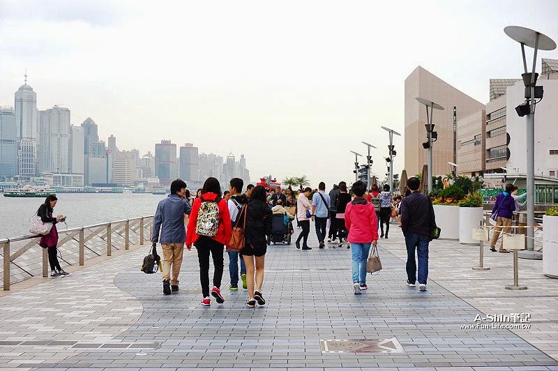 香港尖沙咀景點,星光大道-3