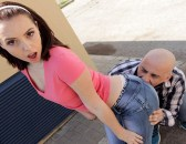 TeamSkeet – Zoe Doll – Caliente In The Streets (OyeLoca)
