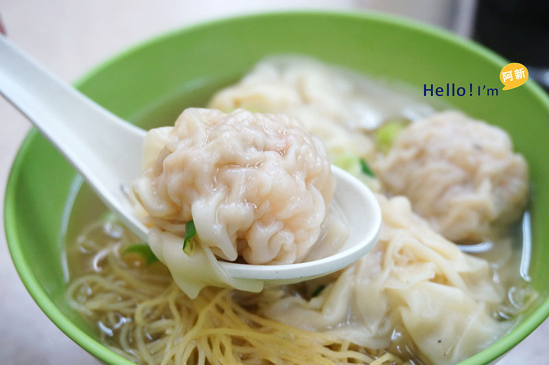 香港中環美食,權記雲吞麵-9