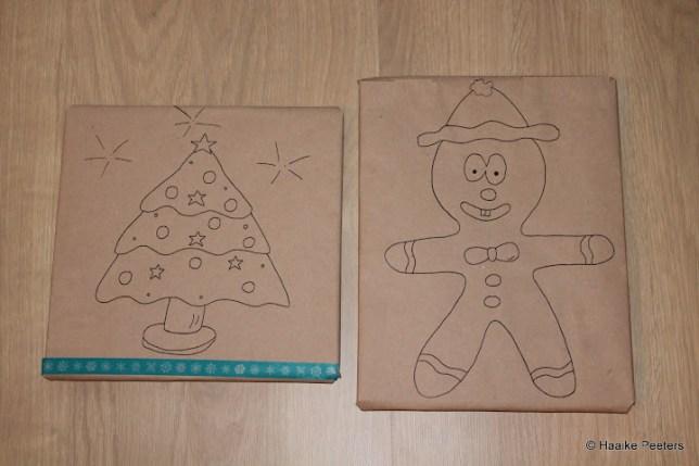 Kerstverpakking voor kinderen (Le petit requin)