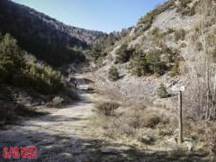 Entrada al barranco de Focegabarda ©aunpasodelacima
