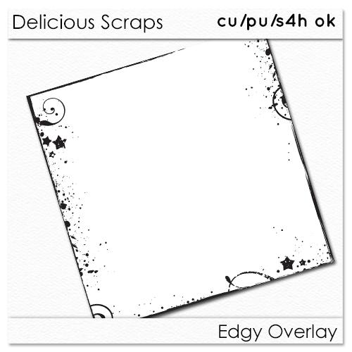 Free CU Edgy Overlay